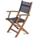 Krzesło ogrodowe  składane Fieldmann FDZN 4201-T