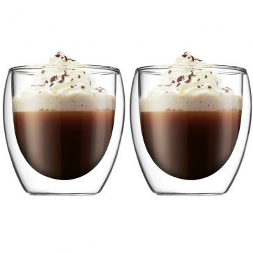 2 szklanki termiczne na kawe lub herbate bodum
