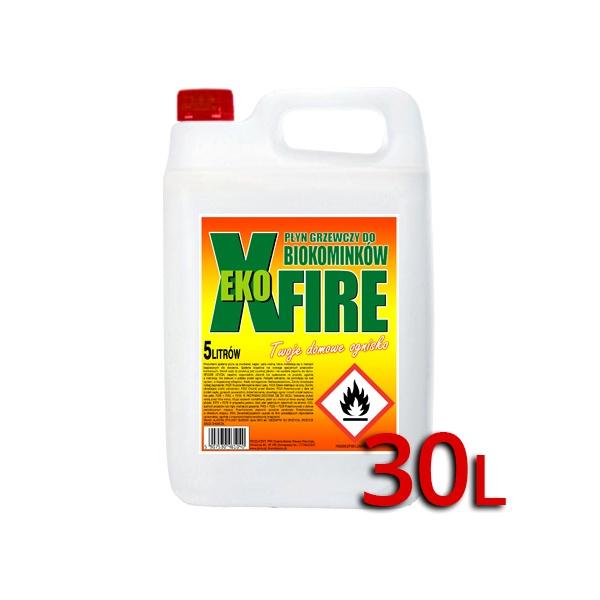 Bioetanol EkoXfire 30l 5900190006736x30