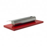 Biokominek stołowy Stainless Globmetal czerwony