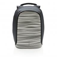 Bobby Compact plecak antykradzieżowy zebra