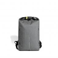 Bobby Urban Lite plecak antykradzieżowy szary