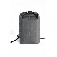 Bobby Urban plecak antykradzieżowy szary