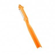 BORNER - Nożyk obierak - pomarańczowy