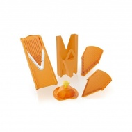 BORNER - V3 - Szatkownica + multibox - pomarańczowa