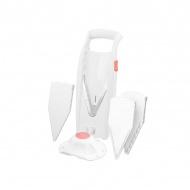 BORNER - V5 - Szatkownica z uchwytem - biała