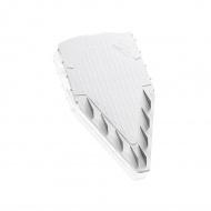 BORNER - Wkładka tnąca do V3 10 mm - biała