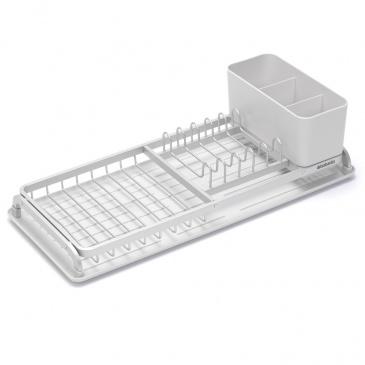 BRABANTIA - Sink Side - Kompaktowa suszarka do naczyń - Jasnoszary