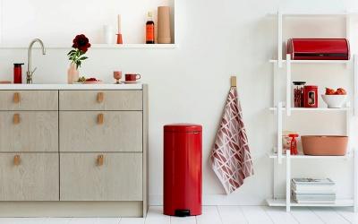 Brabantia - wszystko co potrzebne do kuchni i łazienki