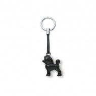 Brelok 4 cm Philippi My Dog pudel czarny