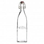 Butelka 1l Kilner Clip Top Bottles przezroczysta