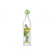 Butelka na oliwę 1l Natural przezroczysta