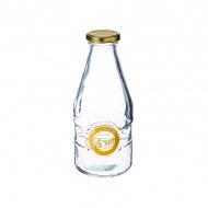 Butelka na sok lub mleko 0,568l Kilner Milk Bottles przezroczysta