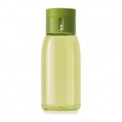 Butelka na wodę 400ml JJ DOT zielona