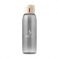 Butelka na wodę AL DOT #Fitmama 600ml HPBA kremowo-szara