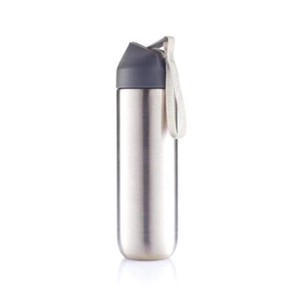 Butelka stalowa 500 ml XDDesign Neva szara XD-P436.071