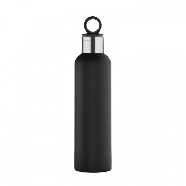 Butelka termiczna 0,5 l Blomus antracytowa matowa B63606