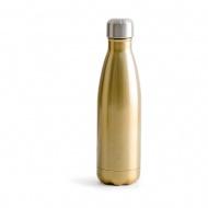 Butelka termiczna 0,5 l Sagaform Outdoor złota stalowa