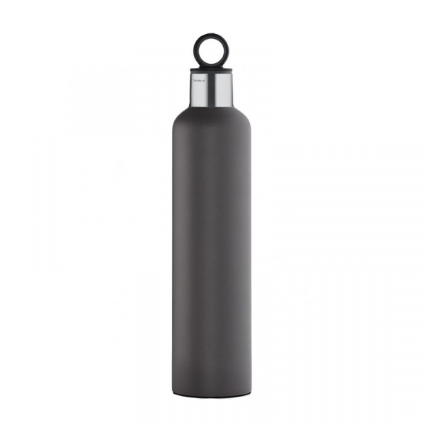 Butelka termiczna 0,75 l Blomus szara matowa B63603