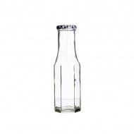 Butelka wielokąt 0,25l Kilner Made In England przezroczysta
