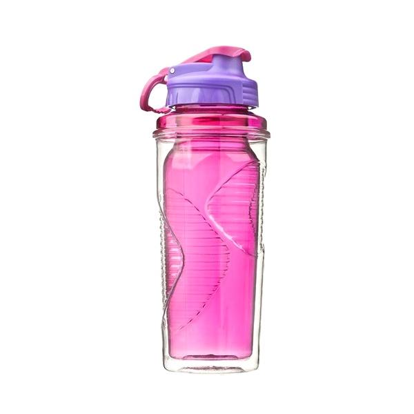 Butelka z podwójną ścianką 590ml Cool Gear Vision różowa 852-03