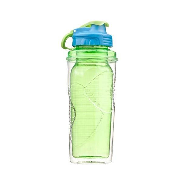 Butelka z podwójną ścianką 590ml Cool Gear Vision zielona 852-04