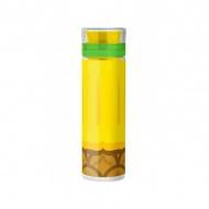 Butelka z pojemnikiem na owoce/lód Froot Infusing Bottle Mustard