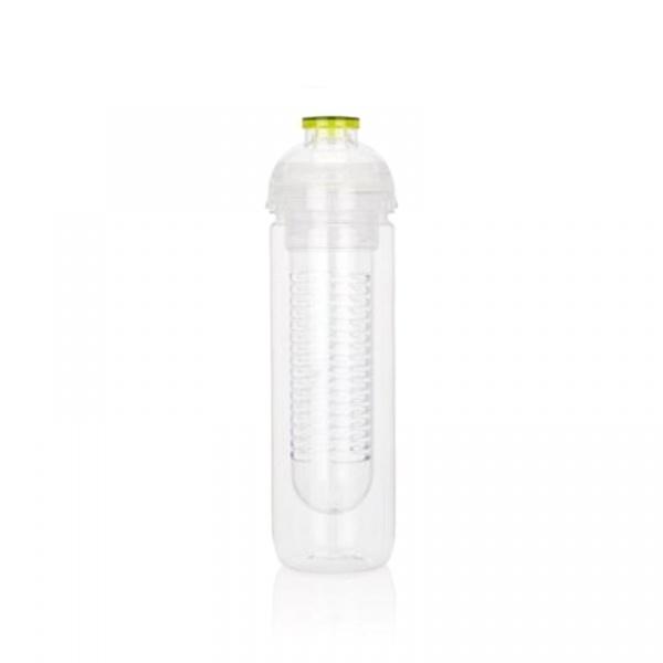 Butelka z wkładem chłodzącym 500 ml XDDesign Tritan zielona XD-P436.817