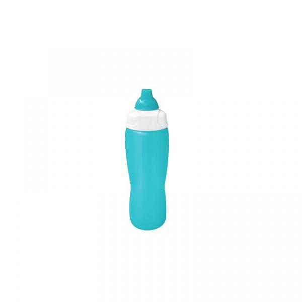 Butelka Zak! Design Squeeze niebieska 0412-M321