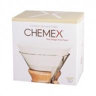 Chemex filtry papierowe okrągłe 6,8,10 filiżanek