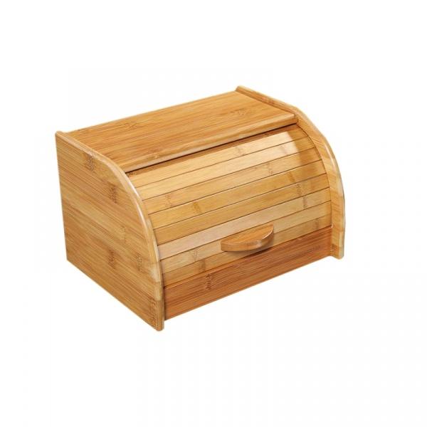Chlebak bambusowy 40 x 26 x 20 cm Zassenhaus ZS-054118