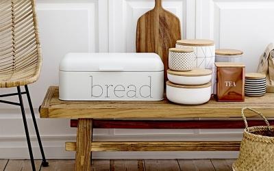 Chlebak drewniany czy bambusowy? - Co wybrać?