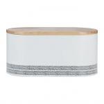 Chlebak kuchenny biały Monochrome