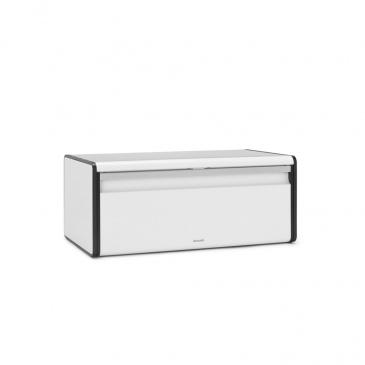 Chlebak kuchenny prostokątny Fall Front biały 306006