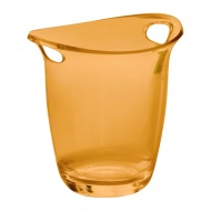 Cooler do wina i szampana Casa Bugatti Glamour pomarańczowy