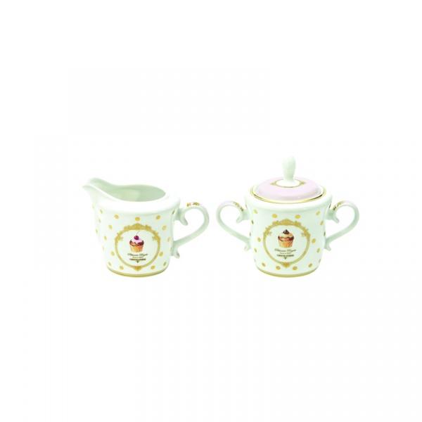 Cukiernica + mlecznik do kawy Nuova R2S Elegance 1104 DOC