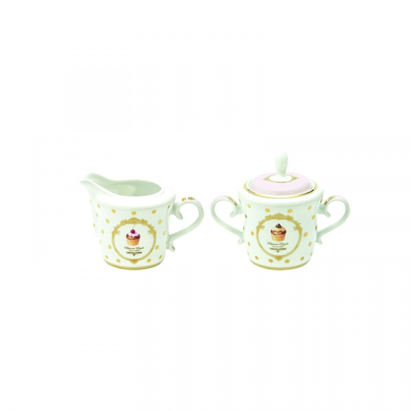 Cukiernica + mlecznik do kawy Nuova R2S Elegance muffiny 1104 DOC