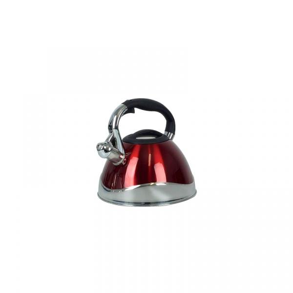 Czajnik 3 l Kela Varus czerwony KE-11658
