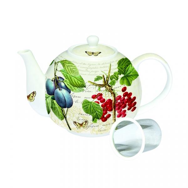 Czajnik do herbaty z zaparzaczem Nuova R2S Botanical 197 BACB