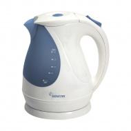 Czajnik elektryczny 1,5l Sencor SWK 1500 niebiesko-biały