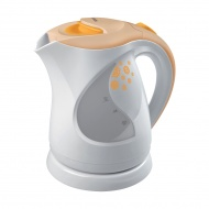 Czajnik elektryczny 1l Sencor SWK 1001OR pomarańczowo-biały