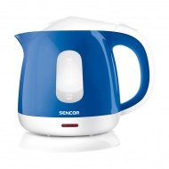Czajnik elektryczny 1l Sencor SWK 1012BL niebieski