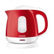 Czajnik elektryczny 1l Sencor SWK 1014RD czerwony