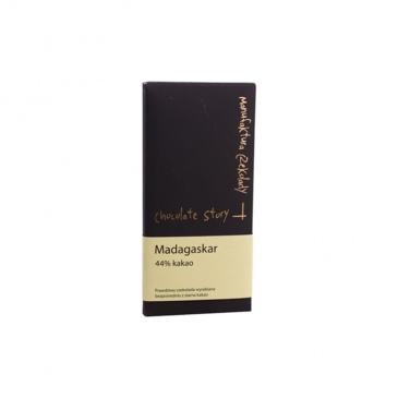 Czekolada 46% kakao z Madagaskaru 50 g Manufaktura Czekolady Manufaktura-006
