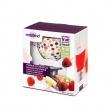 Czekoladowe fondue Mastrad kolorowe kropki MA-F47525