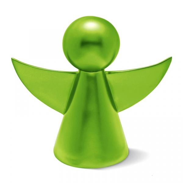 Dekoracja świąteczna Aniołek Philippi Christmas zielony P137004