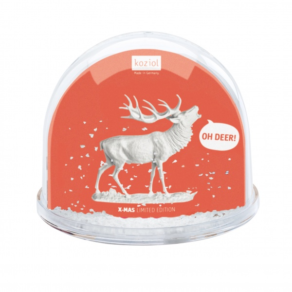 Dekoracyjna kula Koziol Dream Globe OH DEER KZ-6245101