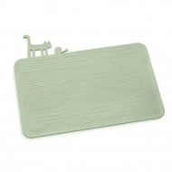 Deska do krojenia 25x29,8 cm Koziol PI:P eukaliptusowa zieleń KZ-3639655