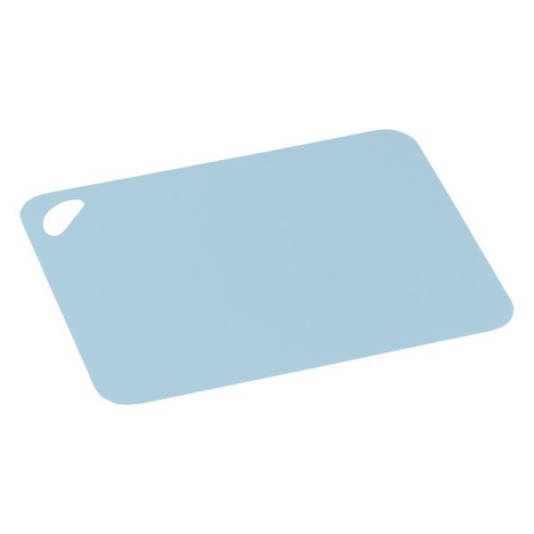 Deska do krojenia 38 cm x 29 cm Zassenhaus elastyczna błękitna ZS-061345