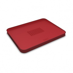 Deska do krojenia duża Joseph Joseph CUT&CARVE Plus czerwona